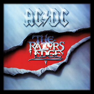 obraz AC/DC - (The Razors Edge) - PYRAMID POSTERS, PYRAMID POSTERS, AC-DC