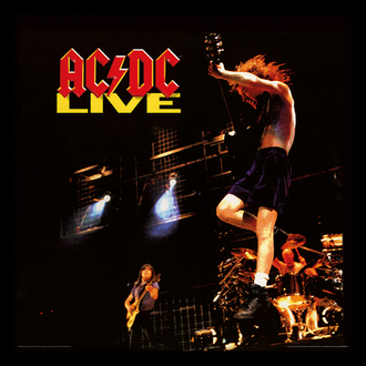 obraz AC/DC - (Live) - PYRAMID POSTERS, PYRAMID POSTERS, AC-DC