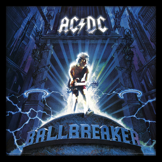 obraz AC/DC (Ballbreaker) - PYRAMID POSTERS, PYRAMID POSTERS, AC-DC