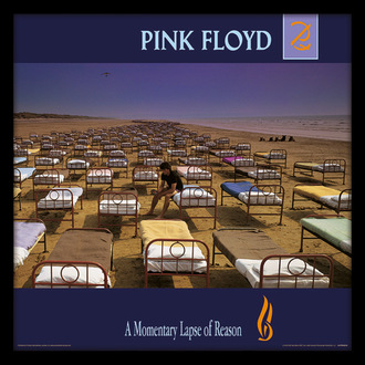 obraz Pink Floyd - (A Momentary Lapse of Reason) - PYRAMID POSTERS, PYRAMID POSTERS, Pink Floyd