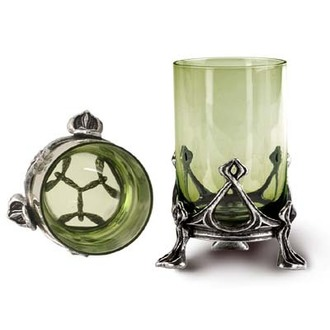 panák na Absinth La fee Verte Shot Glass  ALCHEMY GOTHIC