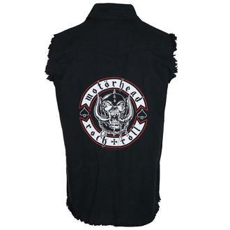 košile pánská bez rukávů MOTORHEAD - BIKER - RAZAMATAZ, RAZAMATAZ, Motörhead