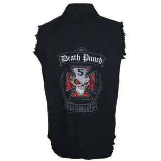 košile pánská bez rukávů FIVE FINGER DEATH PUNCH - LEGIONARY - RAZAMATAZ
