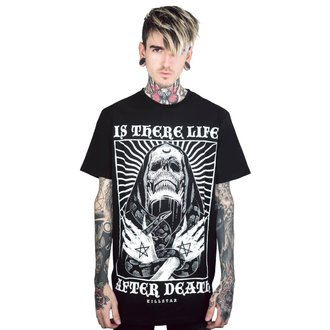 tričko pánské KILLSTAR - Afterlife - BLACK, KILLSTAR