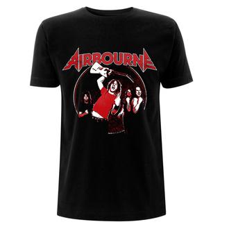 tričko pánské Airbourne - Fist Pumping - Black, NNM, Airbourne