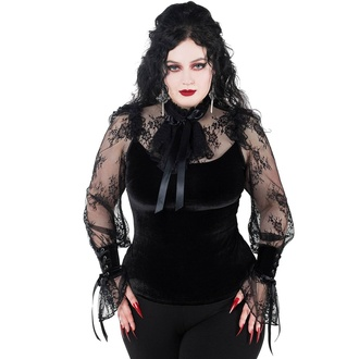 tričko dámské s dlouhým rukávem (top) KILLSTAR - Amber Lace, KILLSTAR