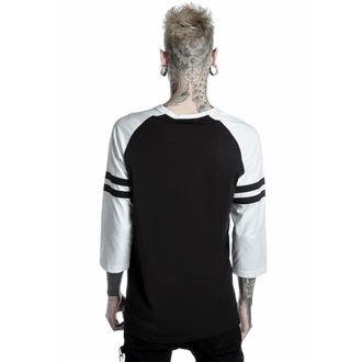 tričko unisex s 3/4 rukávem KILLSTAR - MARILYN MANSON - American Conspiracy - Black, KILLSTAR, Marilyn Manson