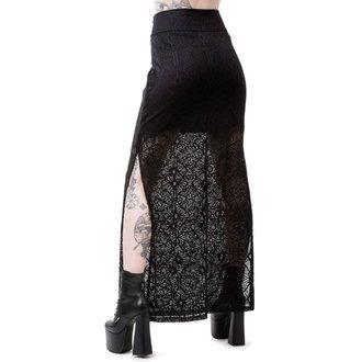 sukně dámská KILLSTAR - ANGELINA - BLACK, KILLSTAR