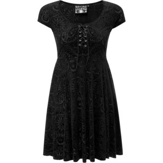šaty dámské KILLSTAR - Angelyn - BLACK - KSRA000032