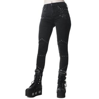 kalhoty dámské KILLSTAR - Anika, KILLSTAR