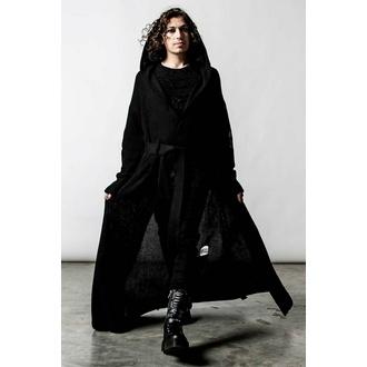 svetr pánský (cardigan) KILLSTAR - Apparitions - Black, KILLSTAR