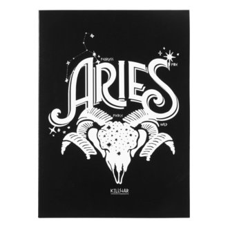 přání KILLSTAR - Aries - BLACK, KILLSTAR