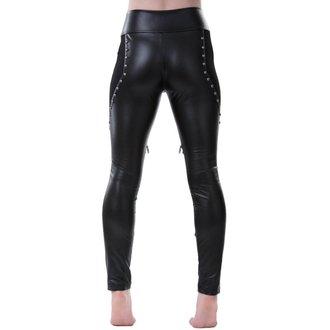 kalhoty dámské (leginy) KILLSTAR - ASGARD - BLACK, KILLSTAR