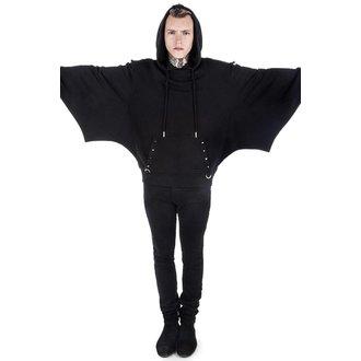mikina (unisex) KILLSTAR - Asmodius Bat - BLACK, KILLSTAR