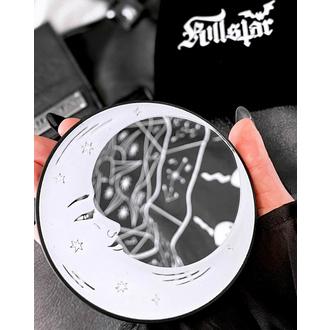 zrcátko KILLSTAR - Astral Body Round - Black, KILLSTAR