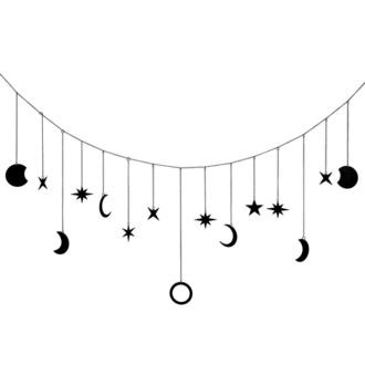 dekorace KILLSTAR - Astral - BLACK - KSRA002733