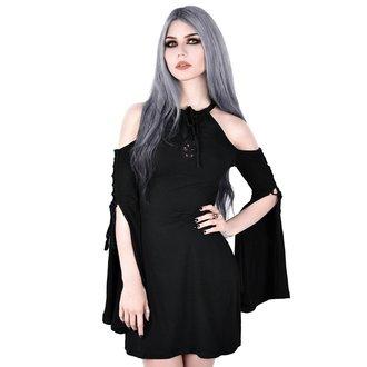 šaty dámské KILLSTAR - AURA MAIDEN - BLACK, KILLSTAR