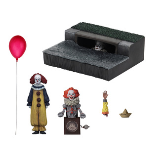 figurka TO - Stephen King - Pennywise - NECA45458
