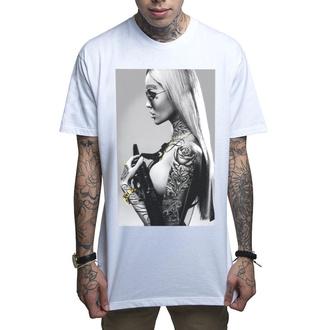 tričko pánské MAFIOSO - ATOMIC BLONDE - WHT, MAFIOSO