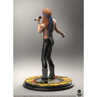 figurka Guns N' Roses - Axl Rose - Rock Iconz - KNUCKLEBONZ