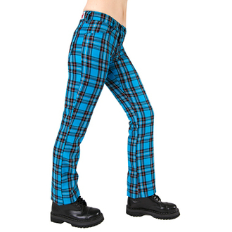 kalhoty Black Pistol - Hipster Tartan Light Blue, BLACK PISTOL