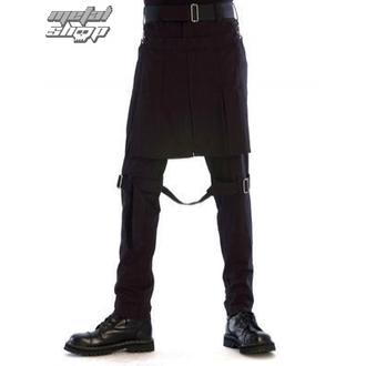 kalhoty pánské Black Pistol - Bondage Jeans Denim Black - B-1-09-001-00