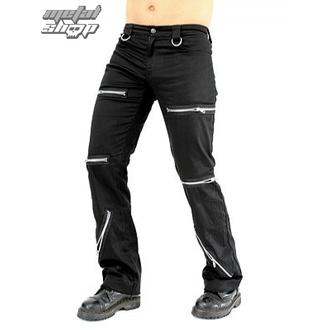 kalhoty pánské Black Pistol - Destroy Pants Denim Black, BLACK PISTOL