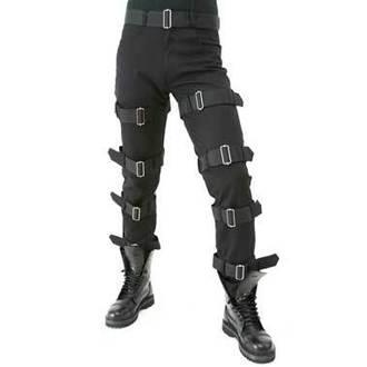 kalhoty pánské Black Pistol - Manacle Jeans Denim, BLACK PISTOL
