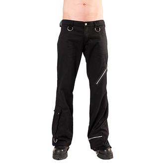 kalhoty Black Pistol - Punky Jeans Denim Black, BLACK PISTOL