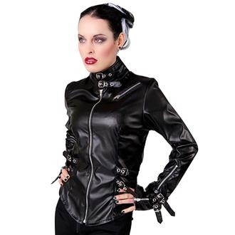 košile dámská (bunda) Black Pistol - Buckle Blouse Sky Black - B-4-69-113-00