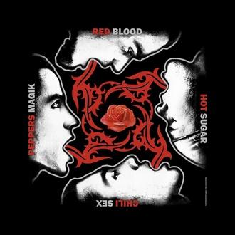 šátek Red Hot Chili Peppers - Blood Sugar Sex Magik - RAZAMATAZ, RAZAMATAZ, Red Hot Chili Peppers