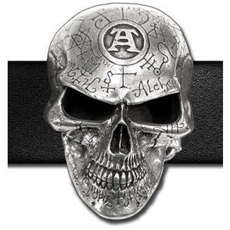 přezka Omega Skull ALCHEMY GOTHIC - B69