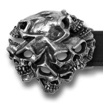 přezka Gestalt Skull ALCHEMY GOTHIC, ALCHEMY GOTHIC