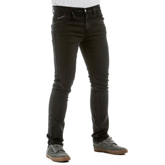 kalhoty pánské (jeans) NUGGET - Barker - 1/7/38, B - Black, NUGGET