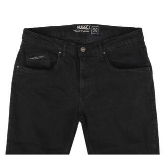 kalhoty pánské (jeans) NUGGET - Barker - 1/7/38, B - Black - NG170301073074