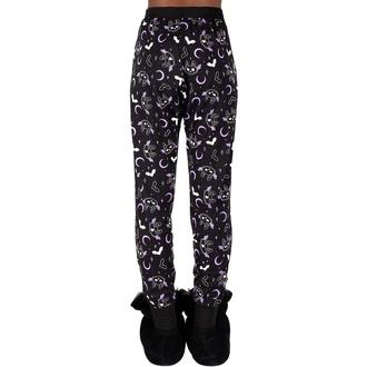 kalhoty dámské (pyžamo) KILLSTAR - Batty, KILLSTAR