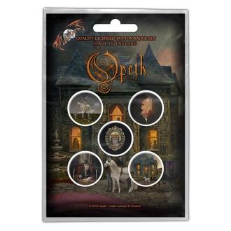 placky Opeth - In Caude Venenum - RAZAMATAZ, RAZAMATAZ, Opeth