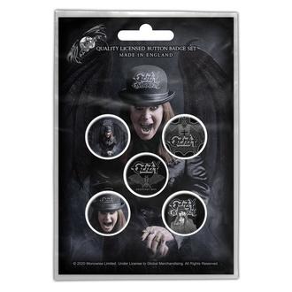 placky Ozzy Osbourne - Ordinary Man - RAZAMATAZ, RAZAMATAZ, Ozzy Osbourne