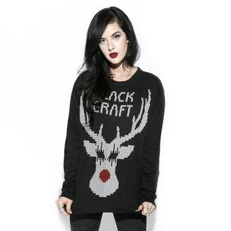 mikina pánská BLACK CRAFT - Black Metal Rudolph