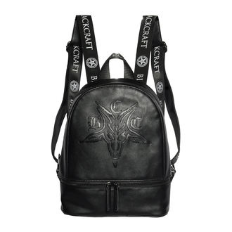 batoh BLACK CRAFT - Goat Embossed, BLACK CRAFT