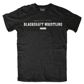 tričko pánské BLACK CRAFT - Wrestling, BLACK CRAFT