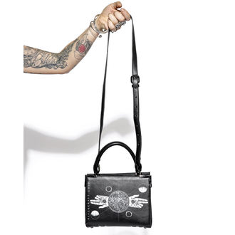 kabelka (taška) BLACK CRAFT - Two Finger Salute Mini Satchel
