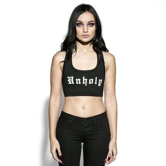 sportovní podprsenka BLACK CRAFT - Unholy, BLACK CRAFT
