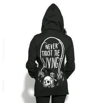 mikina pánská BLACK CRAFT - Never Trust The Living
