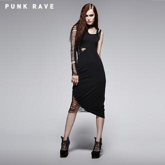 šaty dámské PUNK RAVE - Delirium, PUNK RAVE