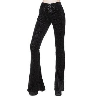 kalhoty dámské KILLSTAR - Bellatrix - BLACK, KILLSTAR