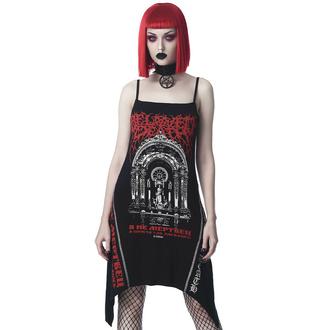 šaty dámské KILLSTAR - Beloved Vest - Black, KILLSTAR