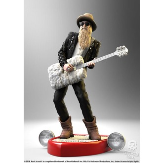 figurka ZZ Top - Billy F Gibbons - Rock Iconz, ZZ-Top