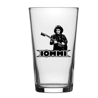 sklenice Black Sabbath - Tony lommi - Logo Silhouette - RAZAMATAZ, RAZAMATAZ, Black Sabbath