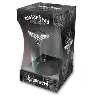 sklenice Motörhead - HAMMERED - RAZAMATAZ, RAZAMATAZ, Motörhead